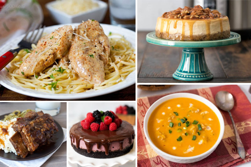 Pressure Cooker / Instant Pot Valentine's Day Recipes