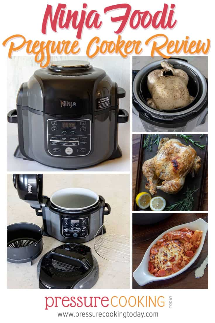 The new Ninja Foodi is a combination pressure cooker and air fryer. Learn what to love and what you should watch out for before deciding whether it's a good fit for your kitchen. via @PressureCook2da