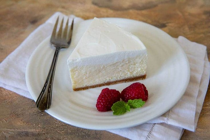 Instant Pot Hollywood Two-Tone Cheesecake