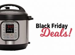 Black Friday 2018 Instant Pot or Electric Pressure Cooker Roundup