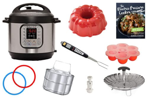 Pressure Cooker / Instant Pot Gift Guide—Get the perfect gift for the cook this year with something for a pressure cooker