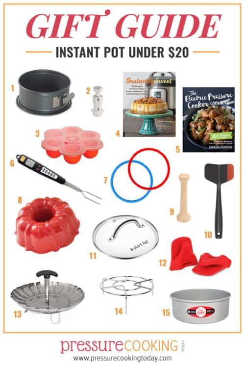 Instant Pot accessories under $20