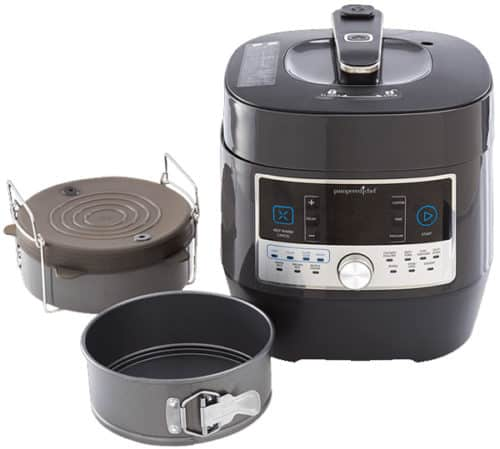 Pampered Chef Quick Cooker Accessories