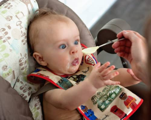 A wants more baby food from the Instant Pot Baby Food Cookbook