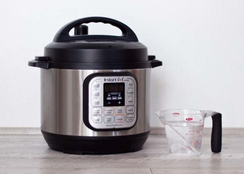 How do to a Water Test in your Electric Pressure Cooker / Instant Pot
