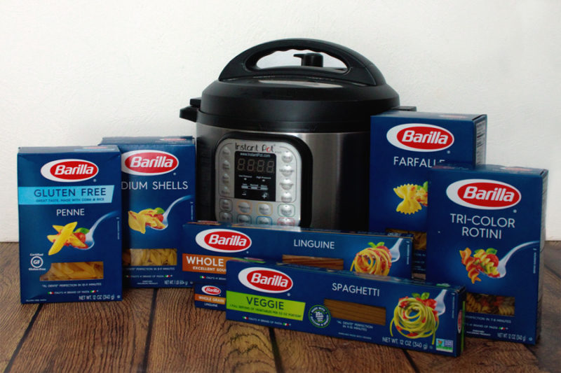 How to Cook Any Kind of Pasta in the Instant Pot or Other Brand of Electric Pressure Cooker
