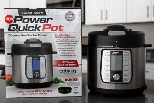 Power Quick Pot pressure cooker box || Review from Pressure Cooking Today