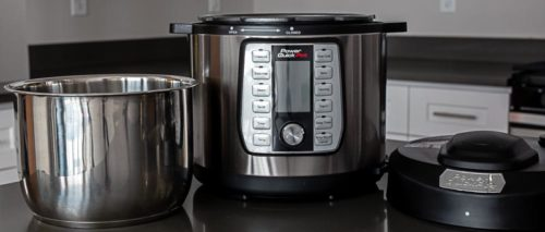 Power Quick Pot pressure cooker stainless steel pot and lid || Review from Pressure Cooking Today