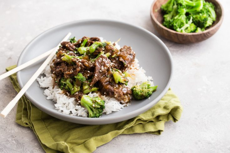 Easy Instant Pot / Pressure Cooker Beef and Broccoli Recipe