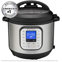 Instant Pot Duo Nova 6-Quart Pressure Cooker