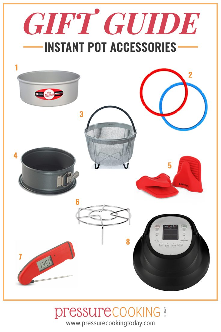 Pinterest Image promoting the Best Instant Pot Gifts for Instant Pot Lovers