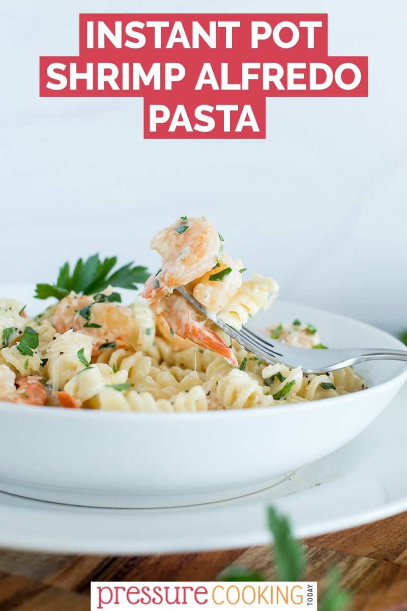 pinterest button for instant pot shrimp alfredo