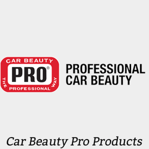 Car Beauty Pro Products