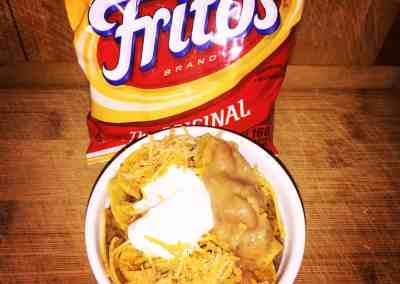 Instant Pot Chili Frito Pie