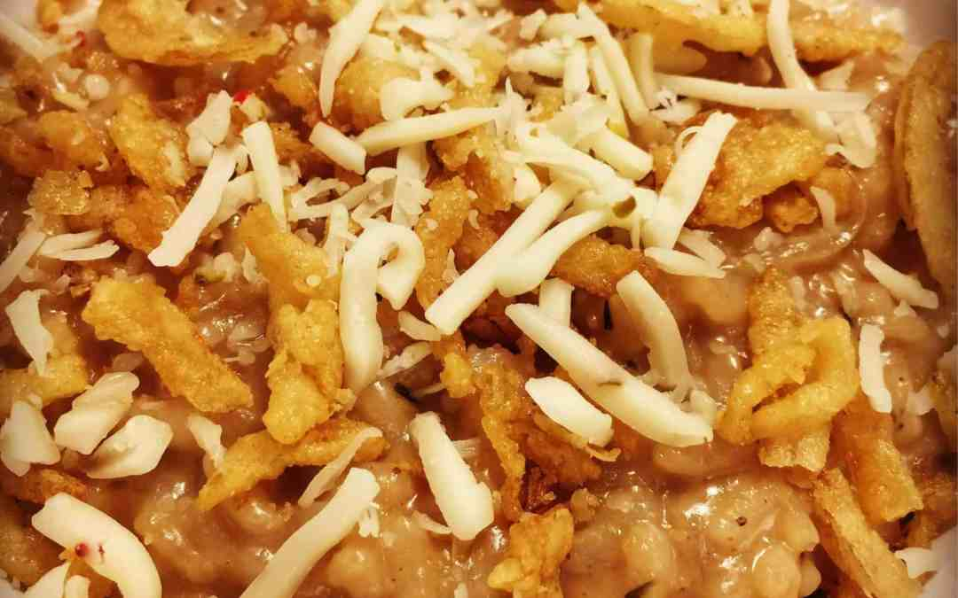 Instant Pot French Onion Risotto