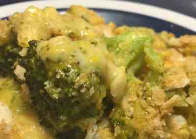Instant Pot Broccoli Cheddar Chicken