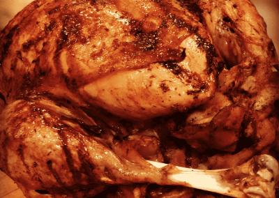 Instant Pot Turkey, Stuffing & Gravy