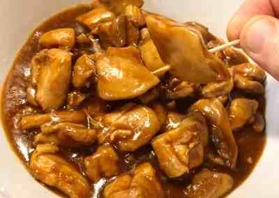 Instant Pot Mall Food Court Bourbon Chicken
