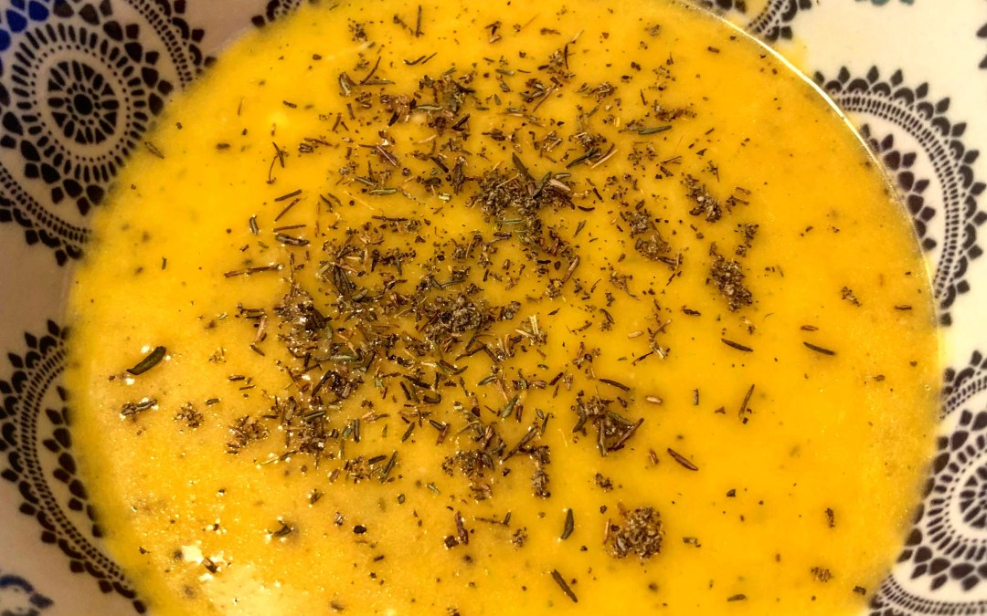 Instant Pot Best Butternut Squash Soup