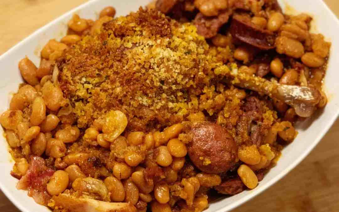 Instant Pot or Ninja Foodi Cassoulet
