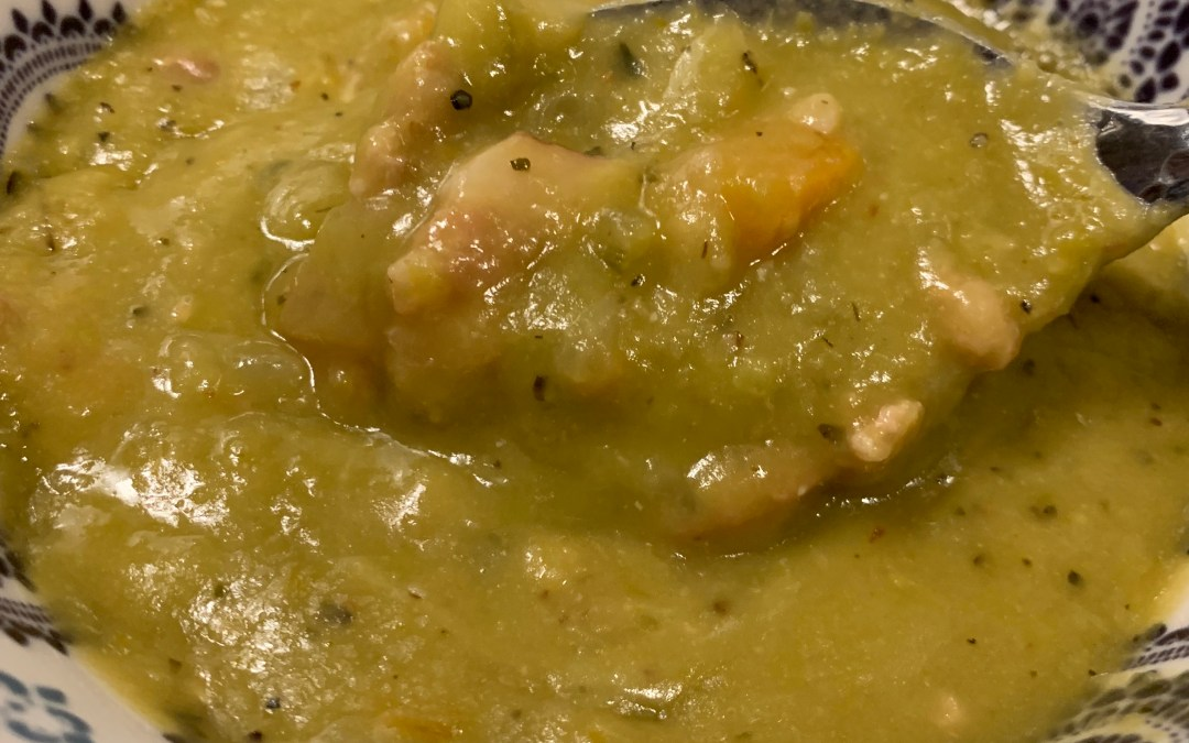 Instant Pot Best Split Pea Soup