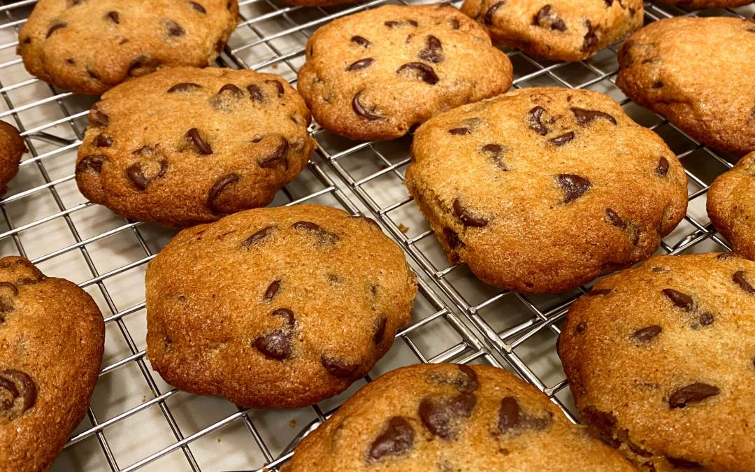 The Greatest Chocolate Chip Cookies In The World