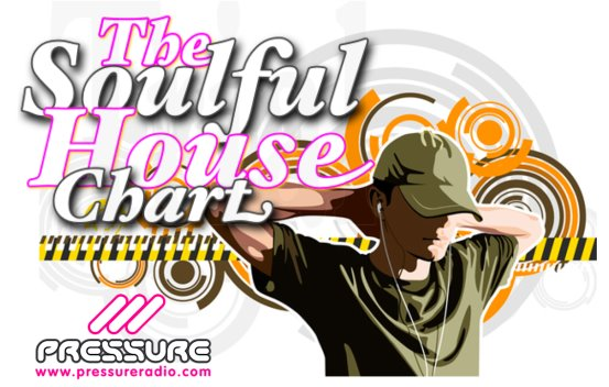 Soulful house chart Weekly Podcast