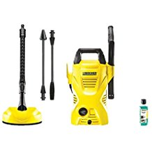 Karcher pressure washers guide K2 Compact