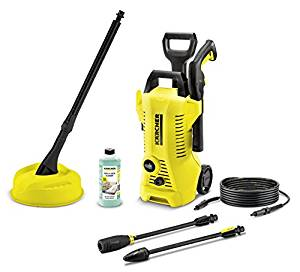 karcher pressure washer guide k2 full control