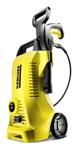 Karcher K2 Full Control pressure washer review uk wales scotland ireland