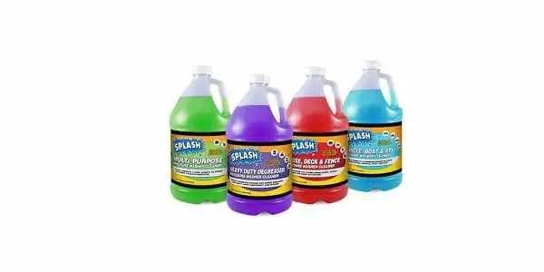 9 Best Pressure Washer Detergent Soap Reviews Edited