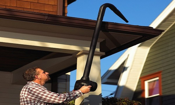 Shop-Vac 9197000 2.5-Inch Gutter Cleaning Kit Review