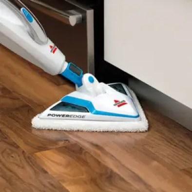 Steam Mop Machine Edge Cleaning