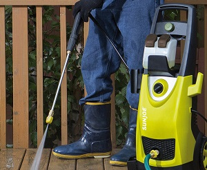 Sun Joe SPX3000 Pressure Joe 2030 PSI 1.76 GPM 14.5-Amp Electric Pressure Washer Review
