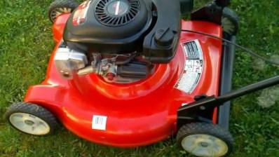 Yard Machines 20-In Push Mower
