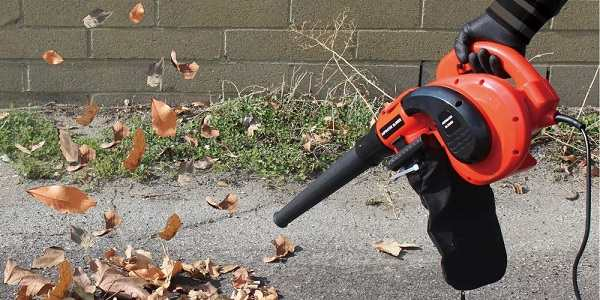 Corded Handheld Dust Blower Air Blower