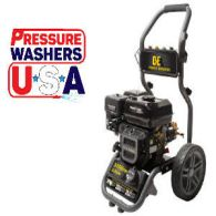 3100 PSI - 2.3 GPM - Pressure Washer & Surface Cleaner - Combo Pkg 1