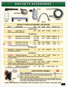 2019 Pressure Zone Parts 07 Specialty Accessories