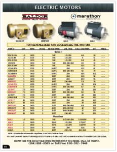 2019 Pressure Zone Parts 31 Electrical Motors