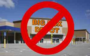 big box store no
