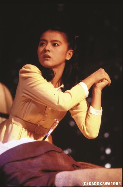 Wの悲劇 (C)KADOKAWA1984