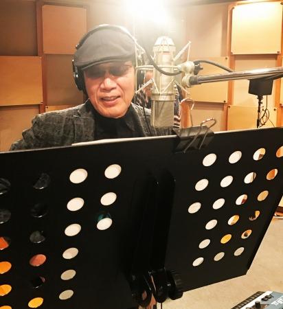 YoshidaRuisama Recording2
