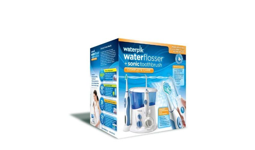 Oferta Irrigador Dental y Cepillo Eléctrico Waterpik WP-900