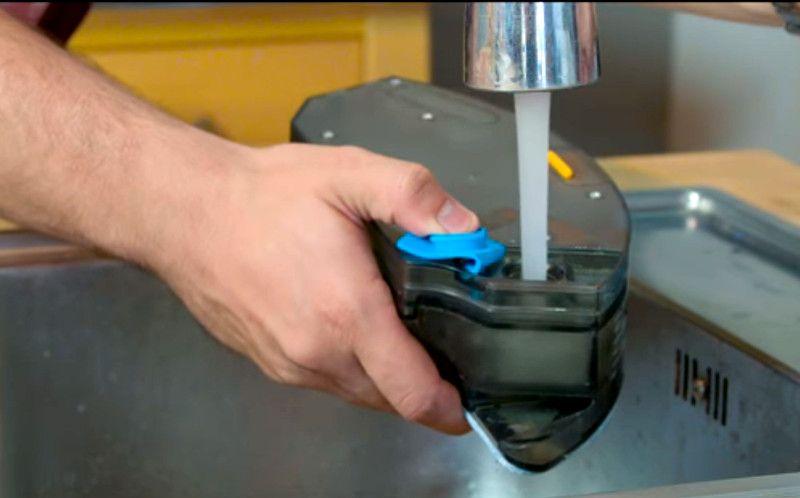 Robot aspirador Conga Excellence 990 de Cecotec-fregar