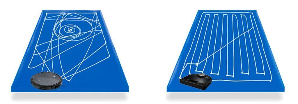 comprar robot aspirador-consejos-sistema de navegacion