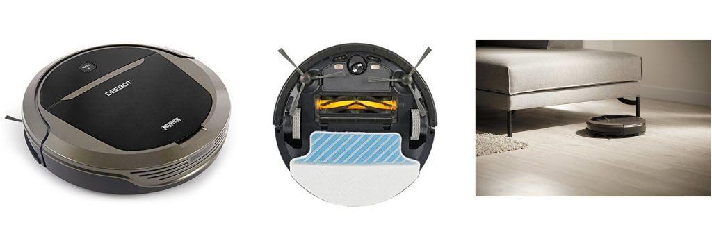 Ecovacs Robotics Deebot M81 - Robot limpiasuelos