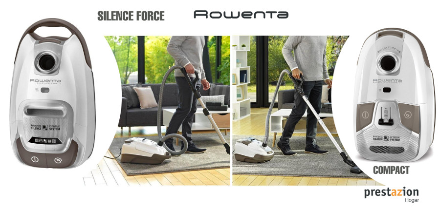 Rowenta Silence Force - compact- tamaño