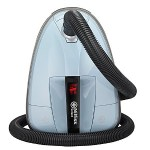 Nilfisk Select Comfort-128350604 - Aspirador trineo, 220-230V, con bolsa, 650 W, color azul [Clase de eficiencia energética A+]