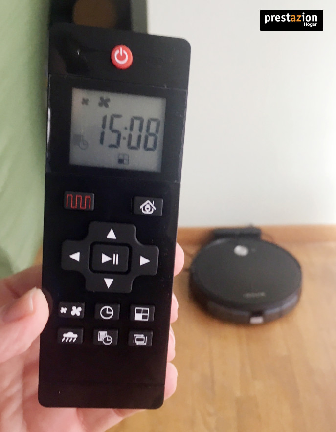 IKOHS NETBOT S15-mando a distancia