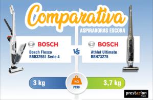 comparativa Bosch Athlet Ultimate-Flexxo BBH32551